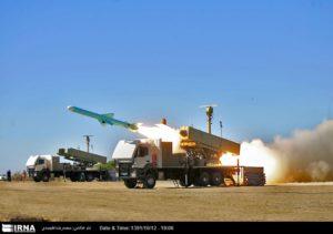 Iran missile antinave Qader golfo persico