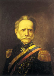 Colombia Tomás Cipriano de Mosquera