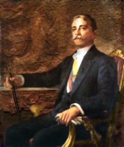 Presidente Colombia Carlos Eugenio Restrepo