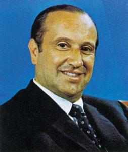 Presidente Colombia Misael Pastrana