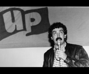 Leader Union Patriotica UP Bernardo Jaramillo Colombia