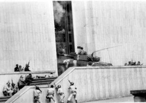 Assalto Palazzo giustizia Colombia M19
