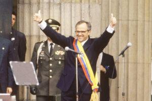 Presidente Colombia Ernesto Samper