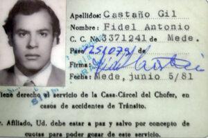 Fidel Castano Gil narcos paramilitare