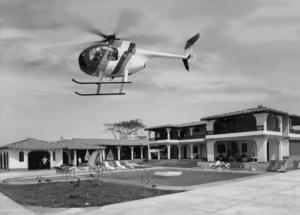 Hacienda Napoles Pablo Escobar elicottero