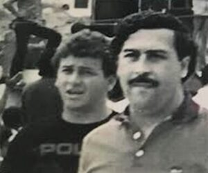 """John Jairo Arias """"Piniña"""" sicario Cartello Medellin scorta Pablo Escobar"""