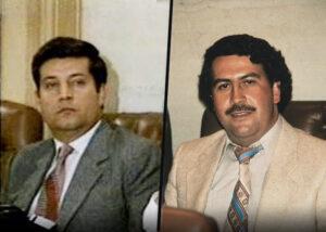 Jairo Ortega Pablo Escobar politica congresso parlamento Colombia