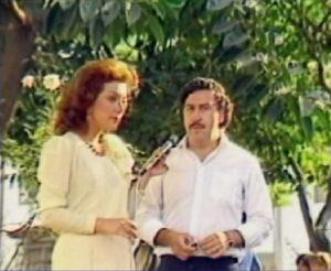 Virginia Vallejo Pablo Escobar