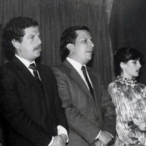 Ministro giustizia Rodrigo Lara Bonilla Luis Carlos Galan liberali Colombia