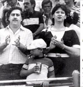 Pablo Escobar Maria Victoria Henao