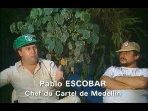 Pablo Escobar Jorge Ochoa Cartello Medellin intervista narcos Colombia