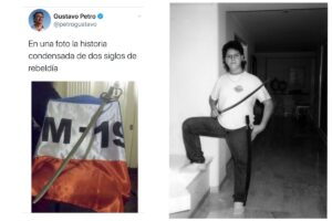 Juan Pablo Escobar spada Bolivar M19