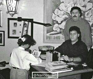 Pablo Escobar Cartello Medellin famiglia Juan Pablo catedral