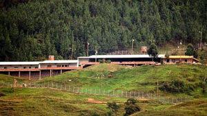 La catedral carcere Pablo Escobar narcos colombia Envigado