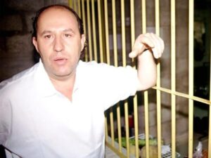 Roberto Escobar prigione narcos Colombia Cartello Medellin