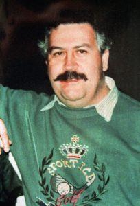 Pablo Escobar narcos Colombia Cartello Medellin