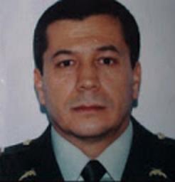 Danilo Gonzalez polizia Blocco ricerca narcos Colombia pepes