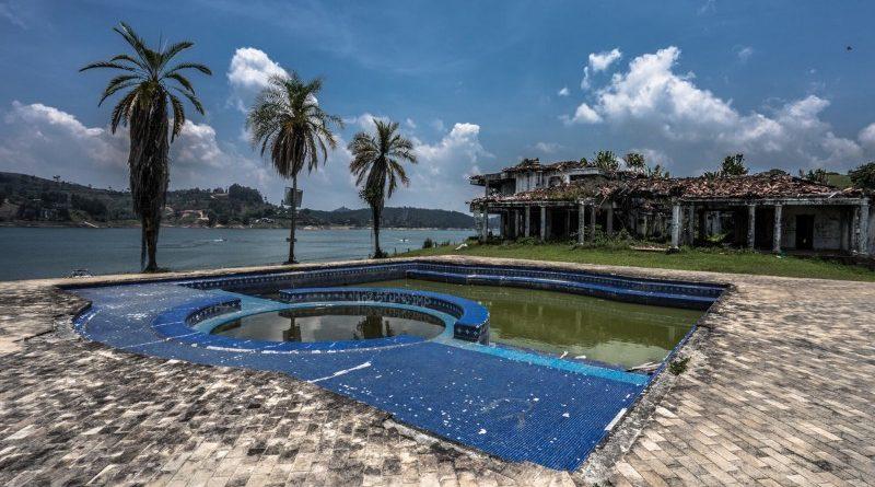 Naroc Colombia Pablo Escobar Cartello Medellin Villa Manuela