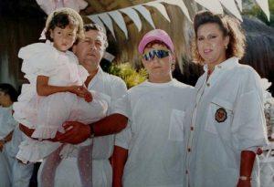 Famiglia Pablo Escobar henao narcos Colombia Cartello di Medellin