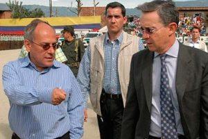 Josè Obdulio Gaviria Presidente Colombia Alvaro Uribe