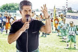 Gustavo Upegui Oficina Envigado Cartello Medellin narcos Colombia sport