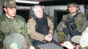 Gilberto Rodriguez narcos Colombia Cartello Cali estradizione